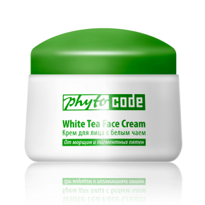 15201 Крем за лице с бял чай с SPF 11, 50 гр.