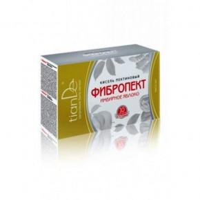 """113006 Фибропект – Пектинов кисел """"Джинджифилова ябълка"""", 1 опаковка / 10 сашета"""