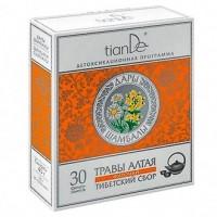 """123923 Фиточай """"Тибетски сбор"""", 30 пликчета"""