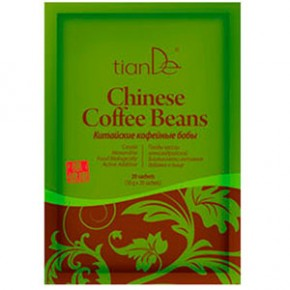 120106 Китайски кафени бобови зърна, 10г