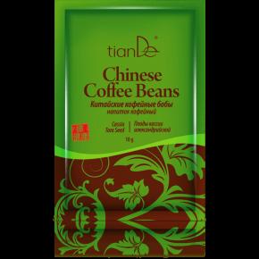 120109 Китайски кафени бобови зърна, 10г