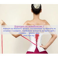 Корекция на метаболизма 1