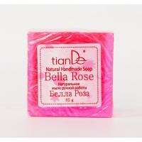 """140102 Натурален сапун """"Бяла роза"""", 85 гр."""