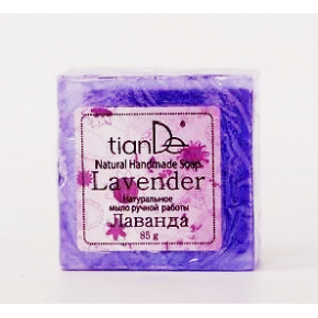 "140103 Натурален сапун ""Лавандула"", 85 гр."