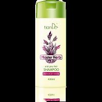 """21315 Шампоан против побеляване на косата """"Master Herb"""", 420 мл."""