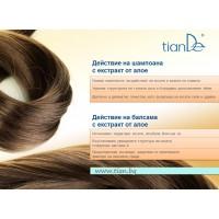 """20116 Балсам за коса с екстракт от алое """"Aloe Rich"""", 460 мл."""