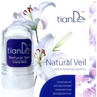 30101 Кристален дезодорант  Natural Veil, 60 гр.