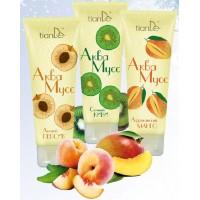 """30108 Аква мус за душ """"Африканско манго"""", 240 гр."""