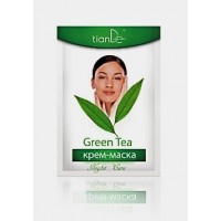 "50101 Крем маска ""Зелен чай"", 1 бр."