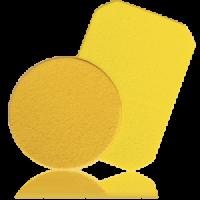 90137 Козметична гъба за измиване – натурална основа, 2 бр.