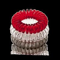 """90158/01 Колекция силиконови ластици за коса """"Super Hairband"""", 3 бр."""
